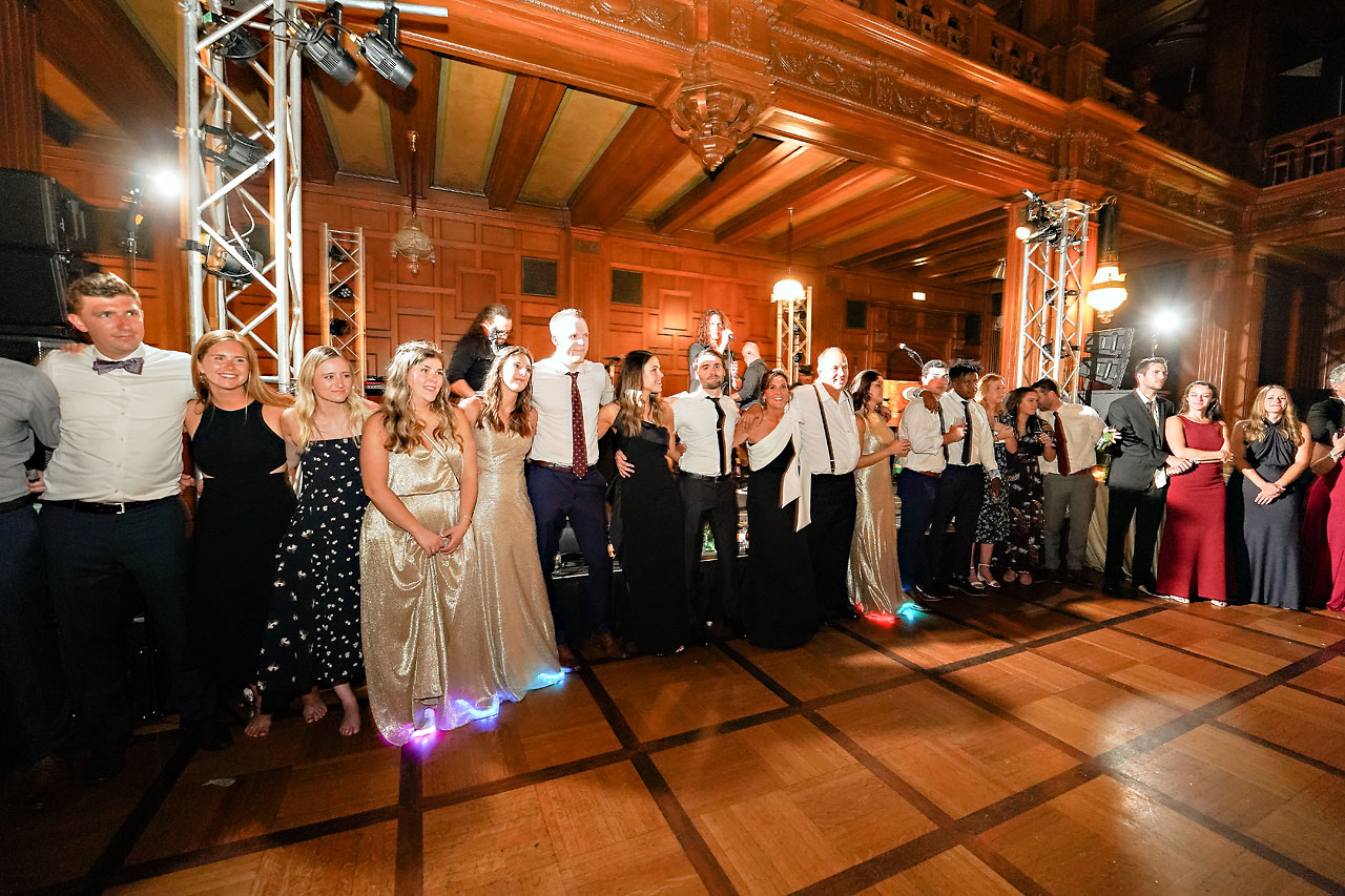 Kaitlin Collin Scottish Rite Indianapolis Wedding 369