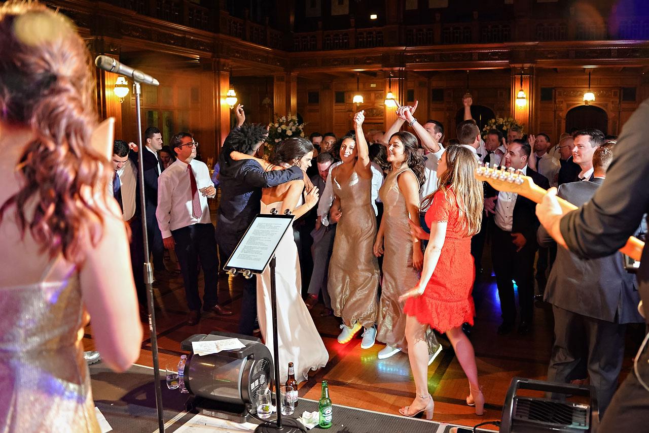 Kaitlin Collin Scottish Rite Indianapolis Wedding 370