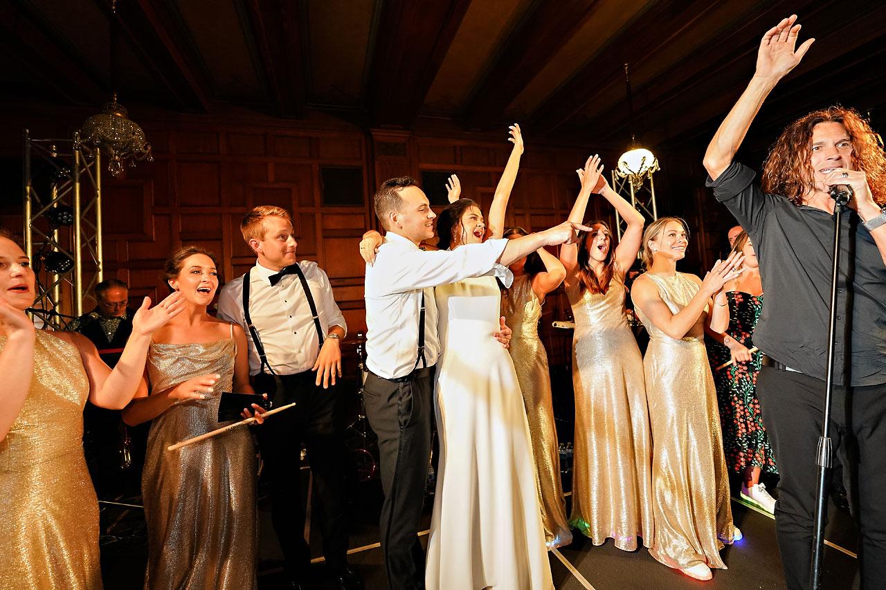 Kaitlin Collin Scottish Rite Indianapolis Wedding 374