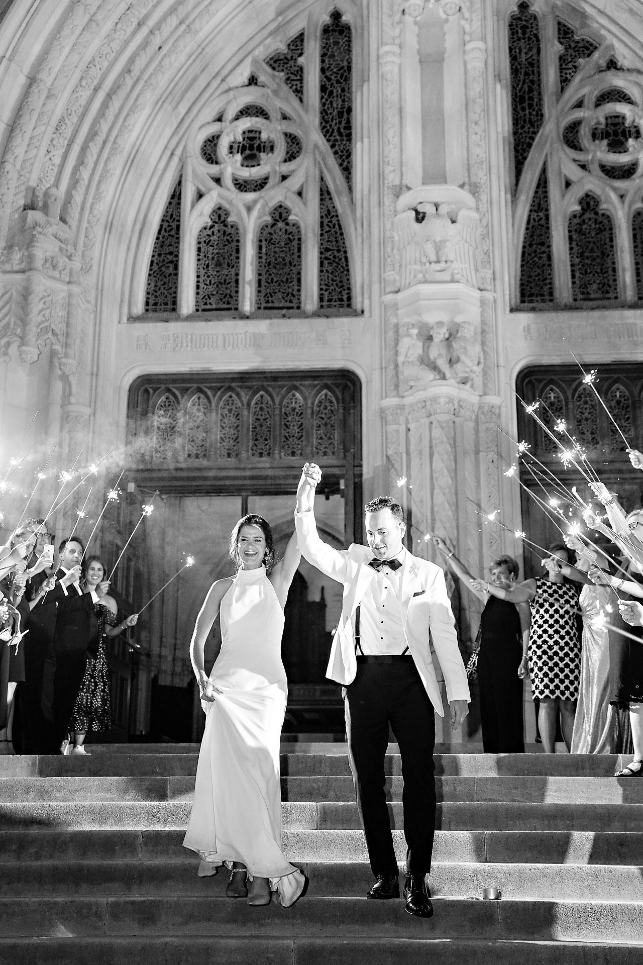Kaitlin Collin Scottish Rite Indianapolis Wedding 377
