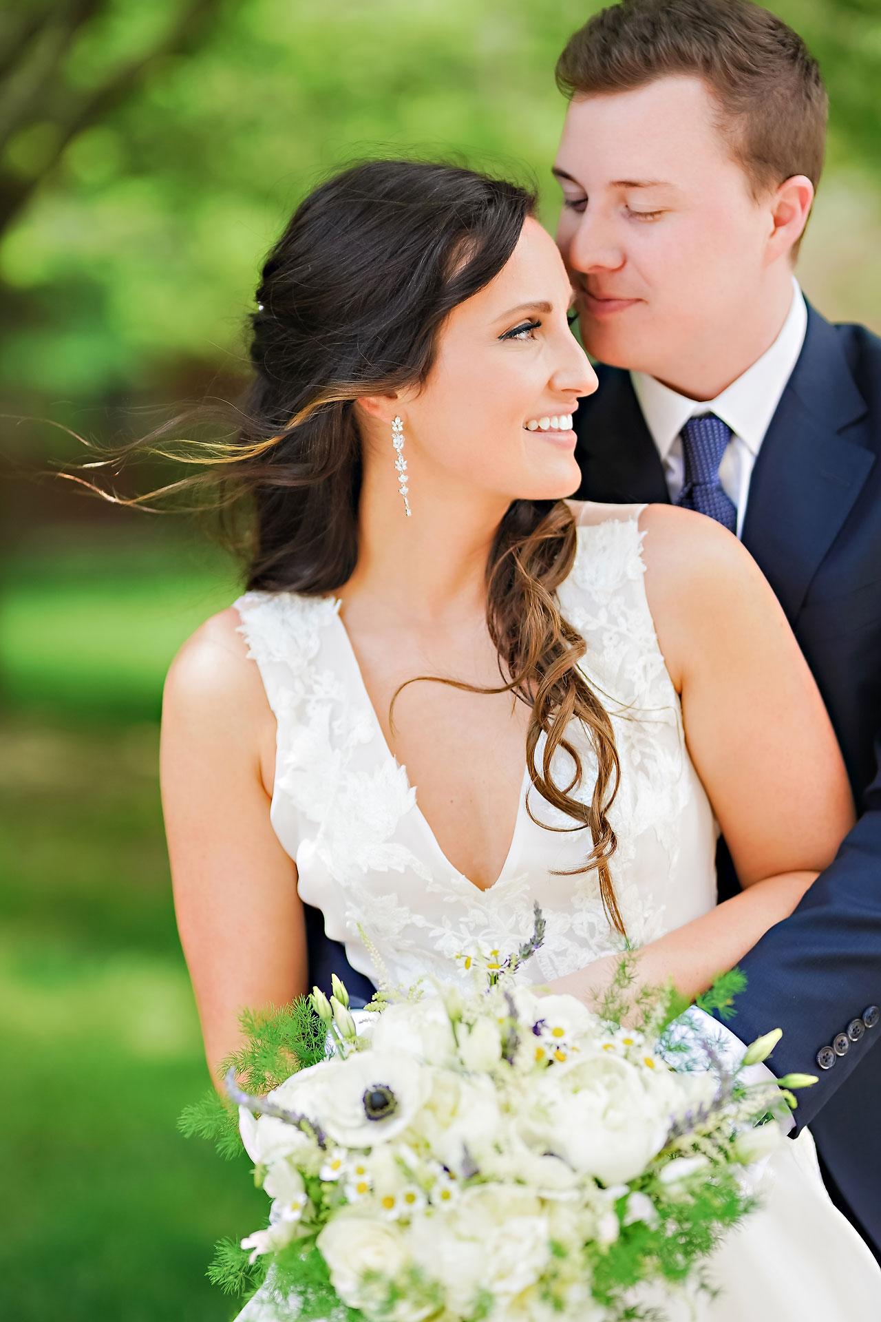 MacKinze John Lafayette Indiana Purdue Wedding 101
