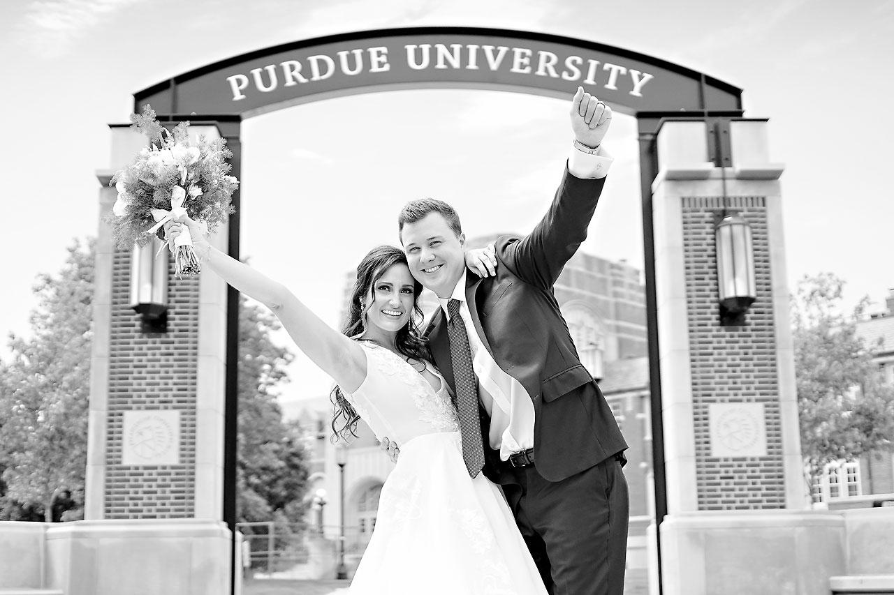 MacKinze John Lafayette Indiana Purdue Wedding 110