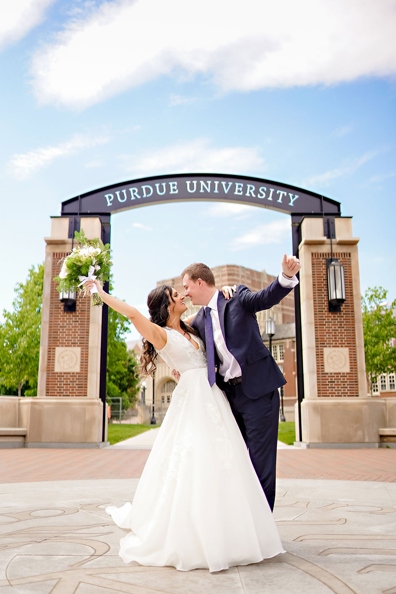 MacKinze John Lafayette Indiana Purdue Wedding 122