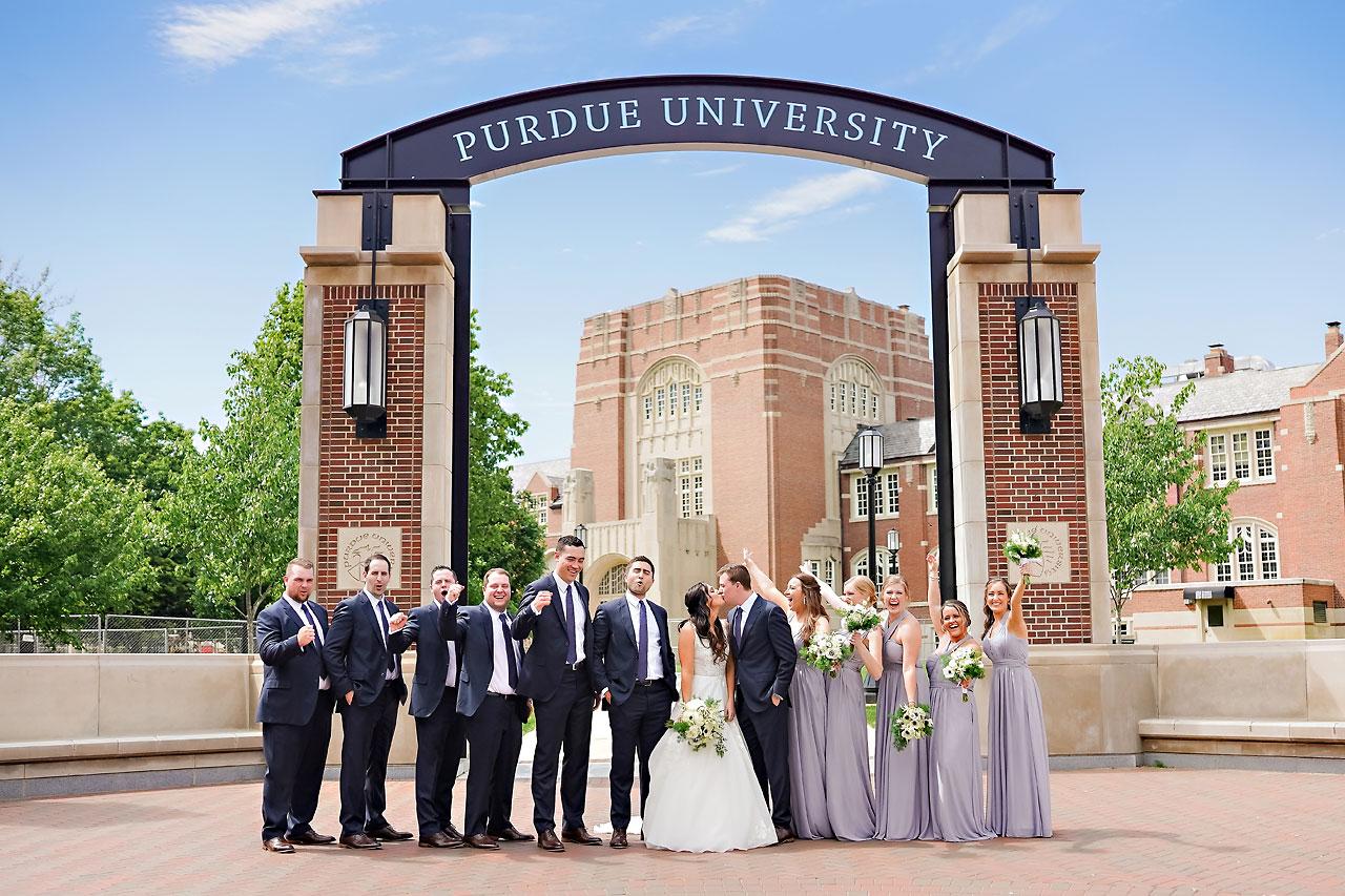 MacKinze John Lafayette Indiana Purdue Wedding 127