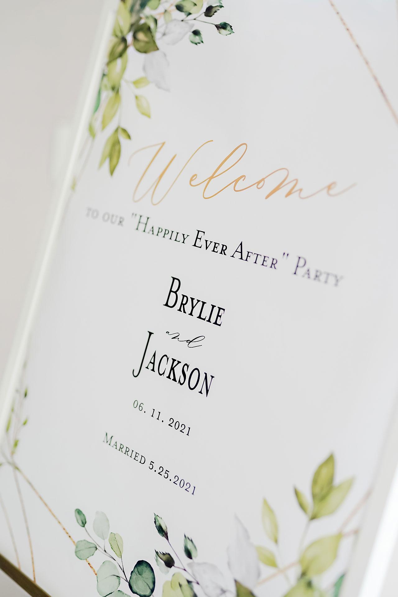 Brylie Jackson Ritz Charles Carmel Indiana Wedding Reception 002