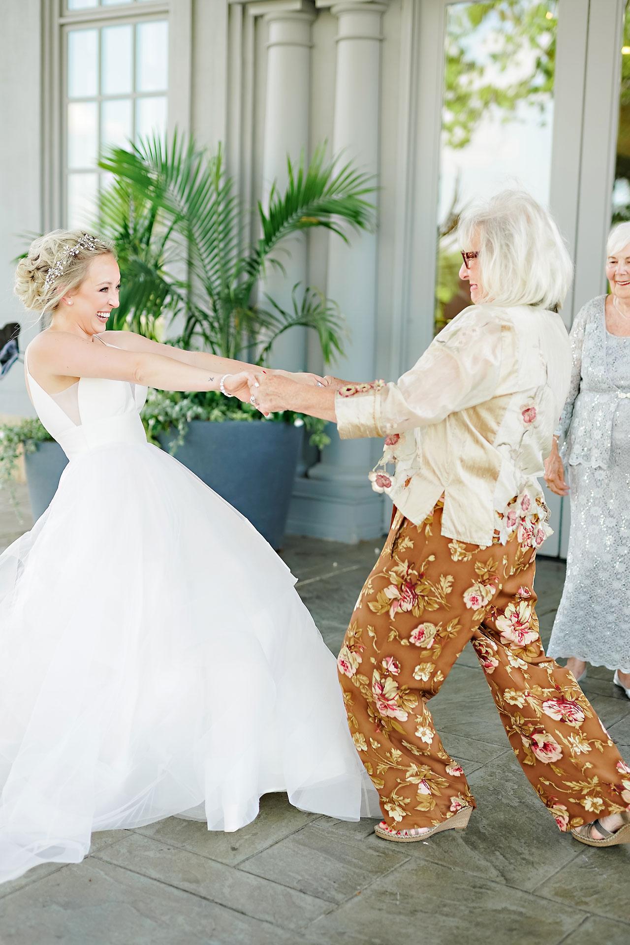 Brylie Jackson Ritz Charles Carmel Indiana Wedding Reception 045