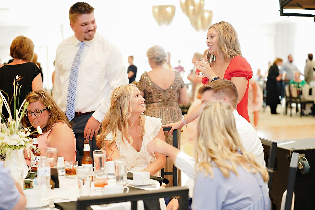 Brylie Jackson Ritz Charles Carmel Indiana Wedding Reception 115
