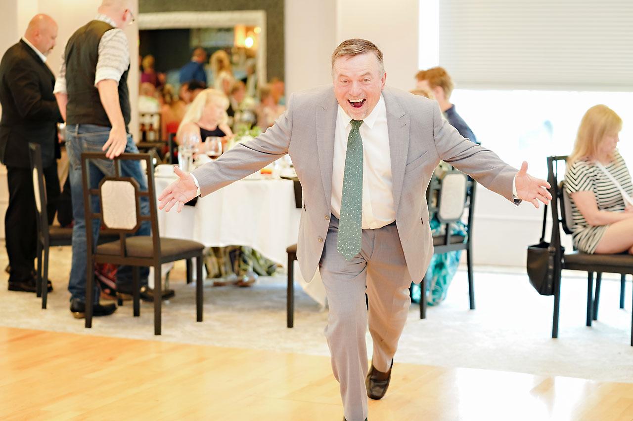 Brylie Jackson Ritz Charles Carmel Indiana Wedding Reception 130