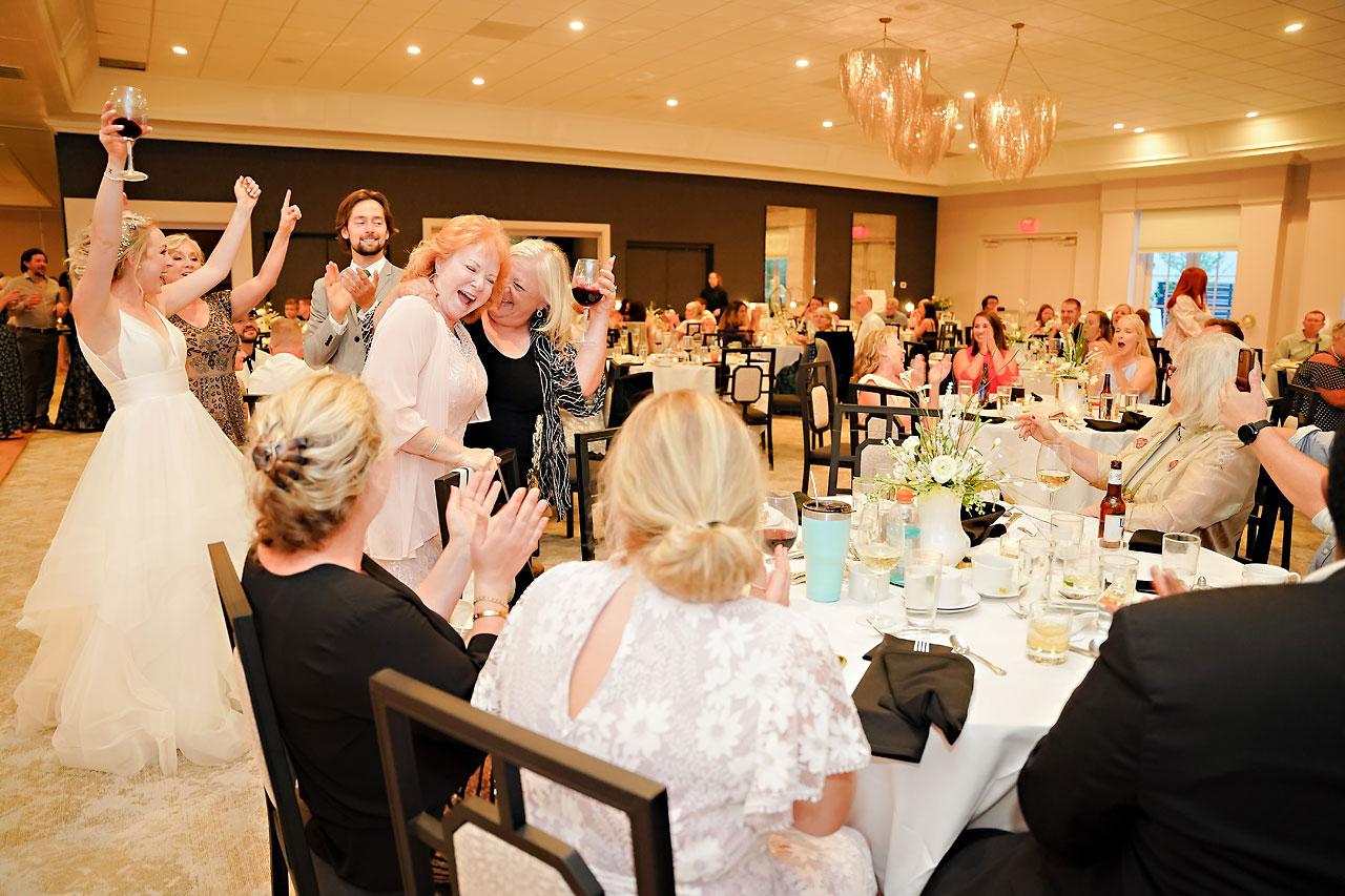 Brylie Jackson Ritz Charles Carmel Indiana Wedding Reception 142