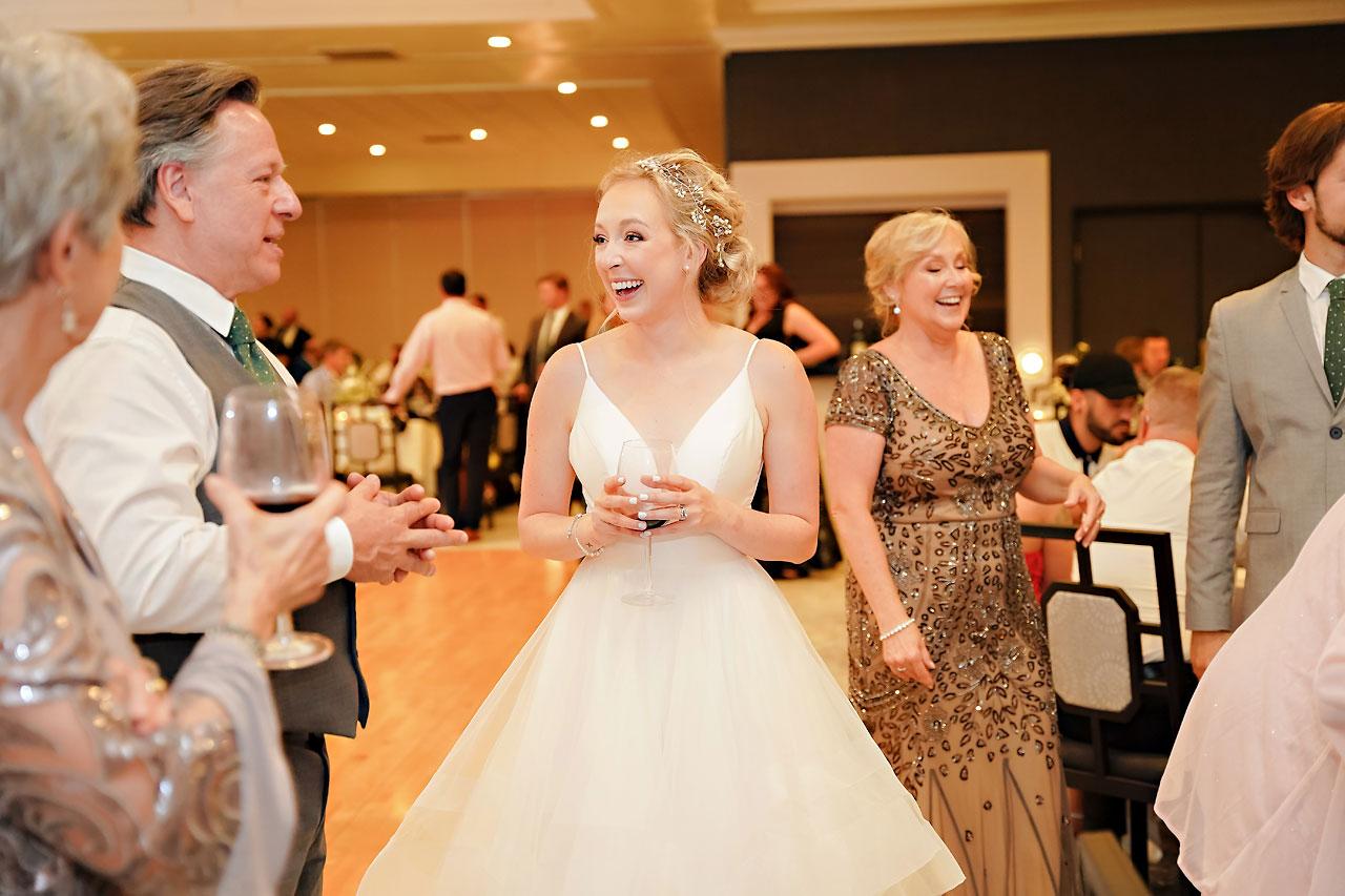 Brylie Jackson Ritz Charles Carmel Indiana Wedding Reception 143