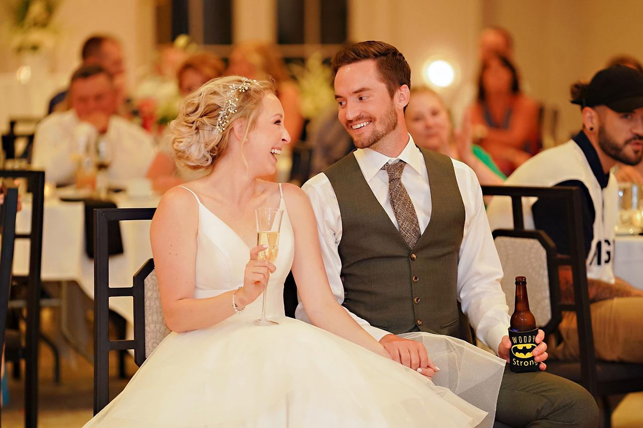 Brylie Jackson Ritz Charles Carmel Indiana Wedding Reception 147
