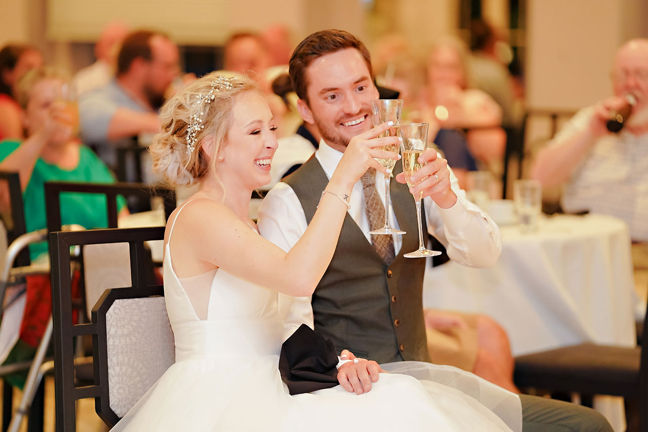 Brylie Jackson Ritz Charles Carmel Indiana Wedding Reception 152