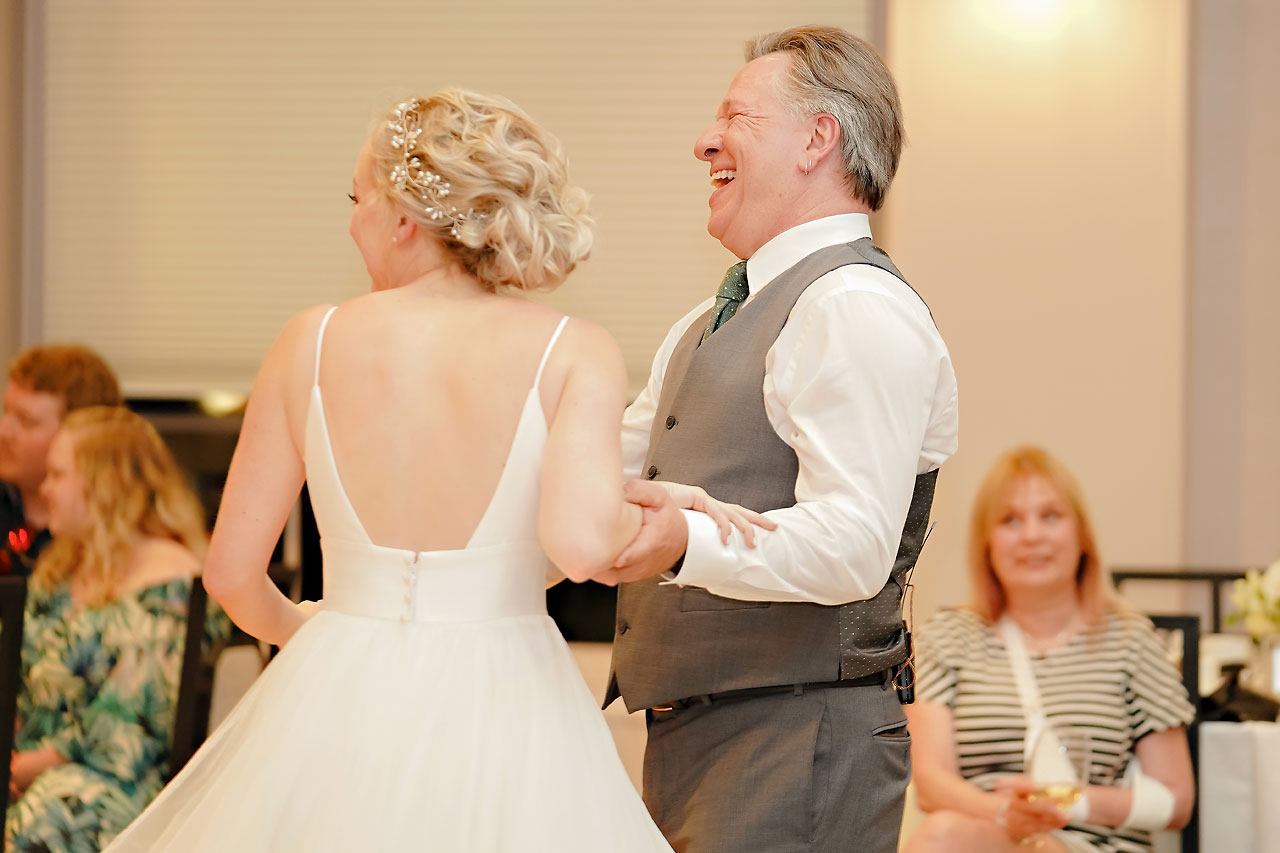 Brylie Jackson Ritz Charles Carmel Indiana Wedding Reception 154