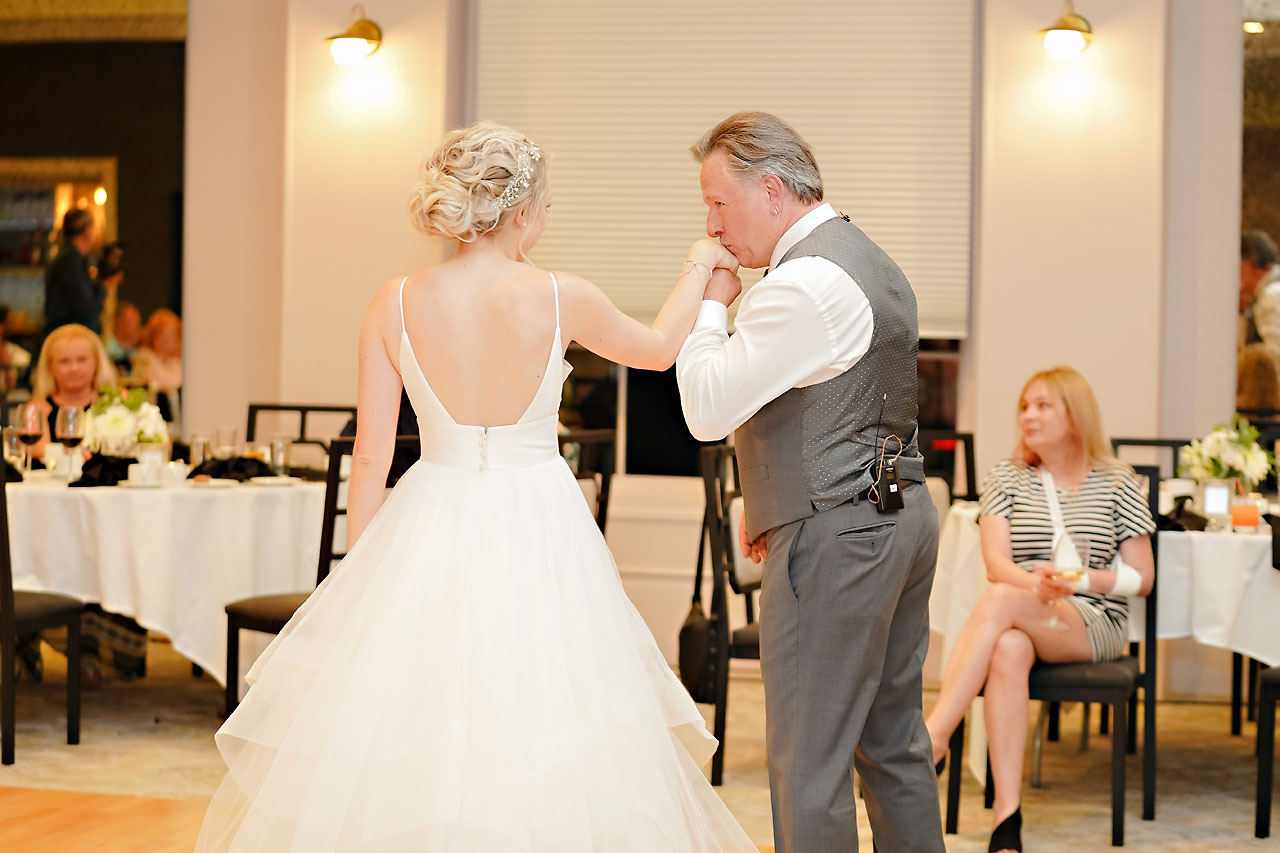 Brylie Jackson Ritz Charles Carmel Indiana Wedding Reception 155