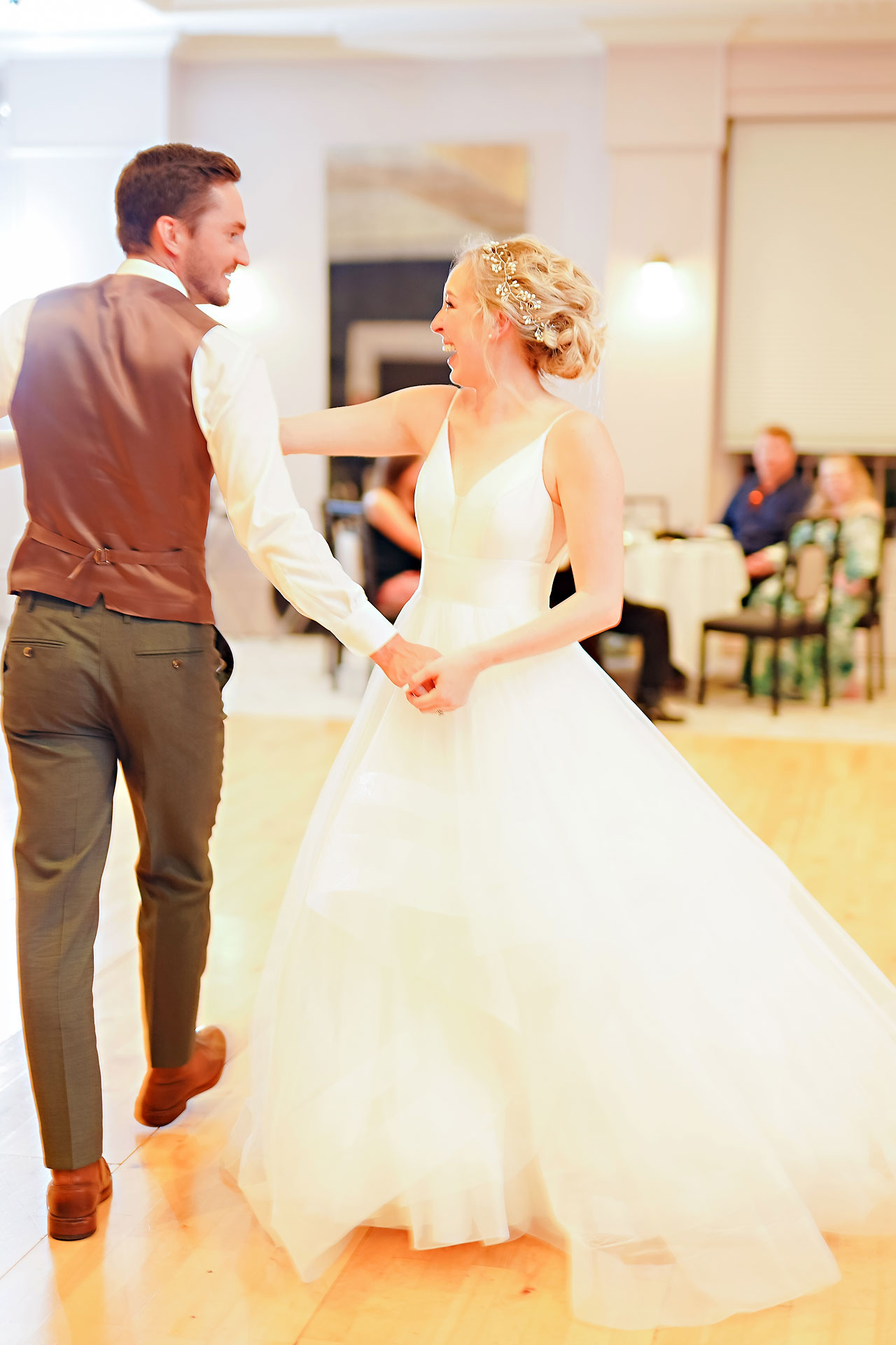 Brylie Jackson Ritz Charles Carmel Indiana Wedding Reception 158