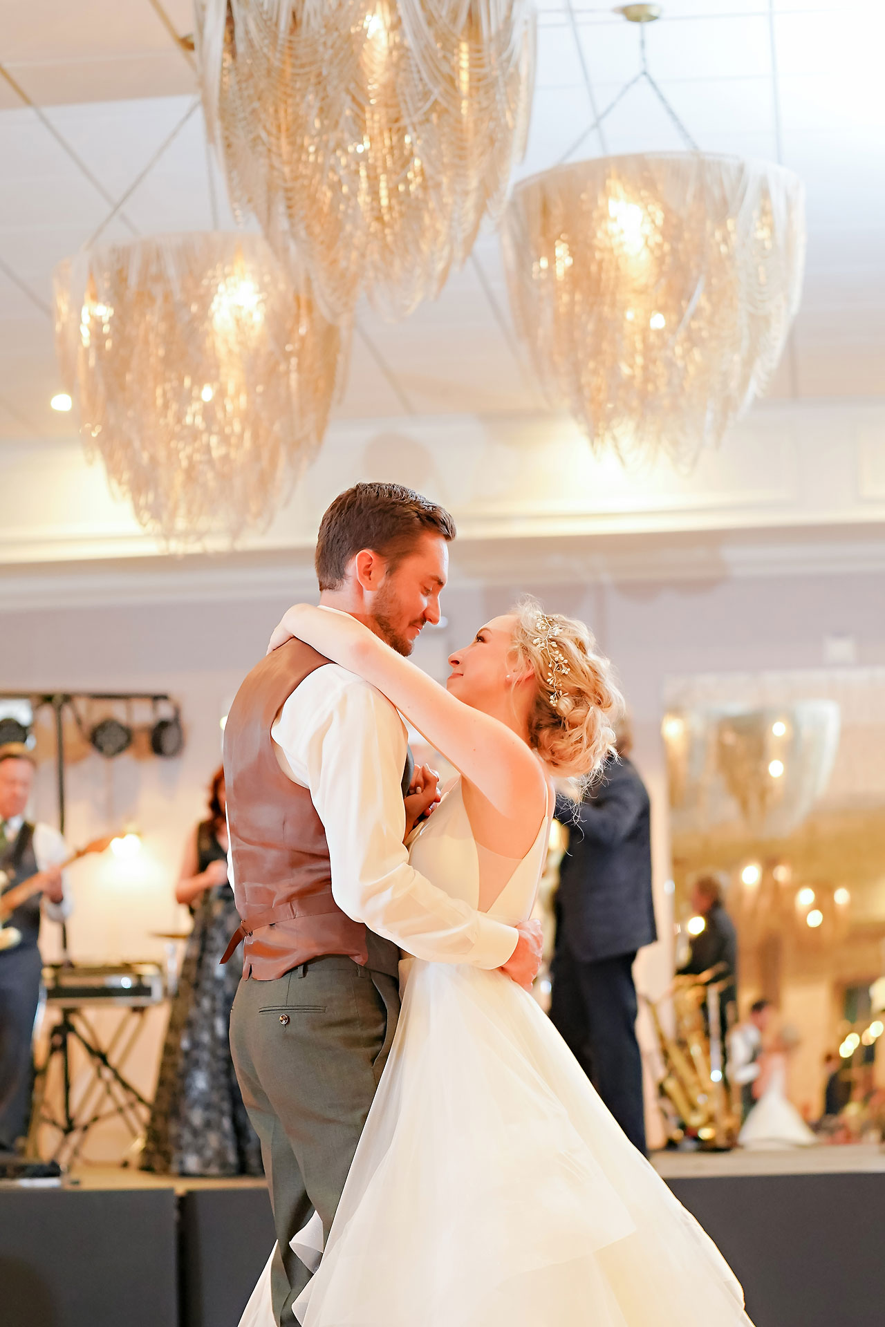 Brylie Jackson Ritz Charles Carmel Indiana Wedding Reception 159