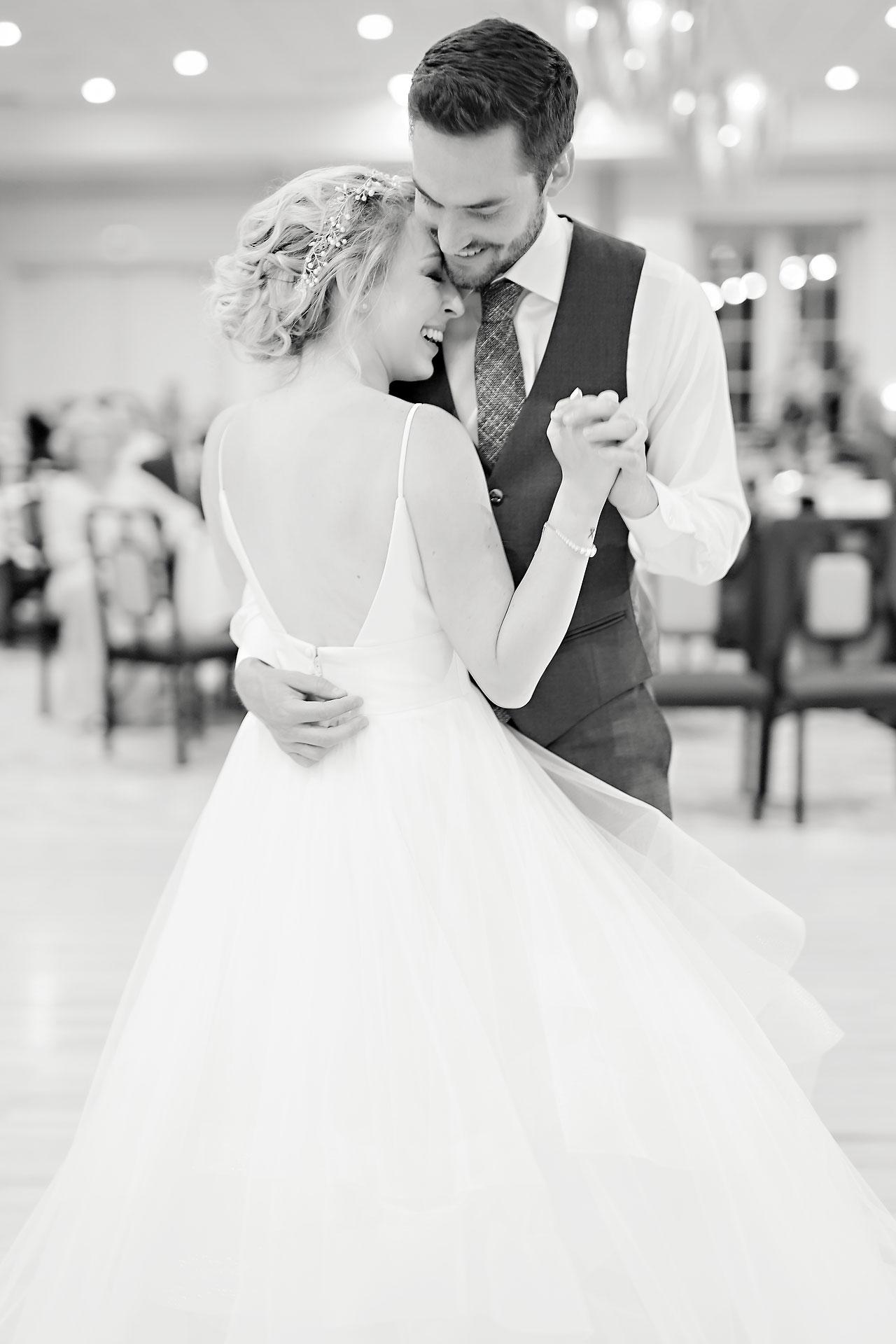 Brylie Jackson Ritz Charles Carmel Indiana Wedding Reception 160