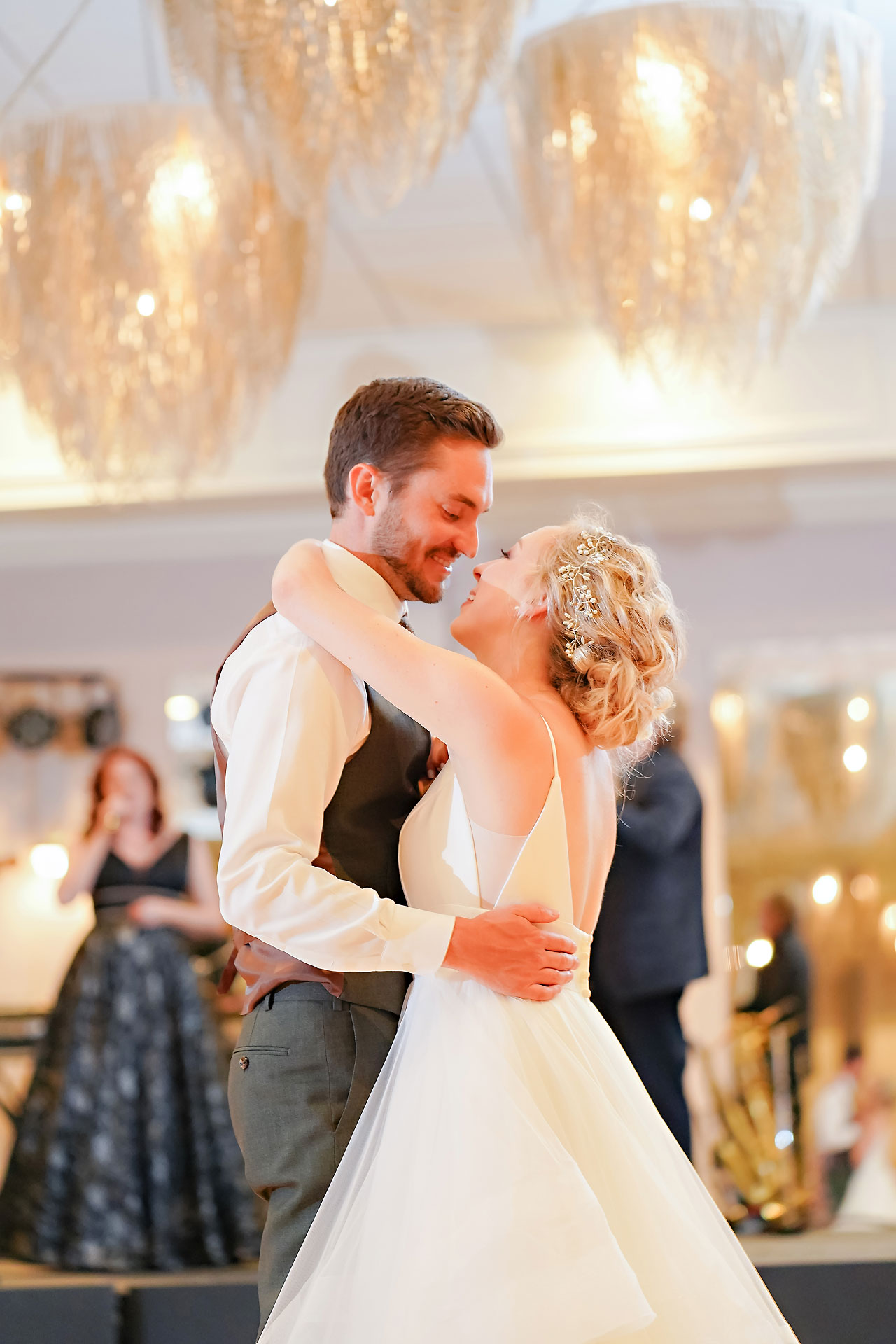 Brylie Jackson Ritz Charles Carmel Indiana Wedding Reception 163