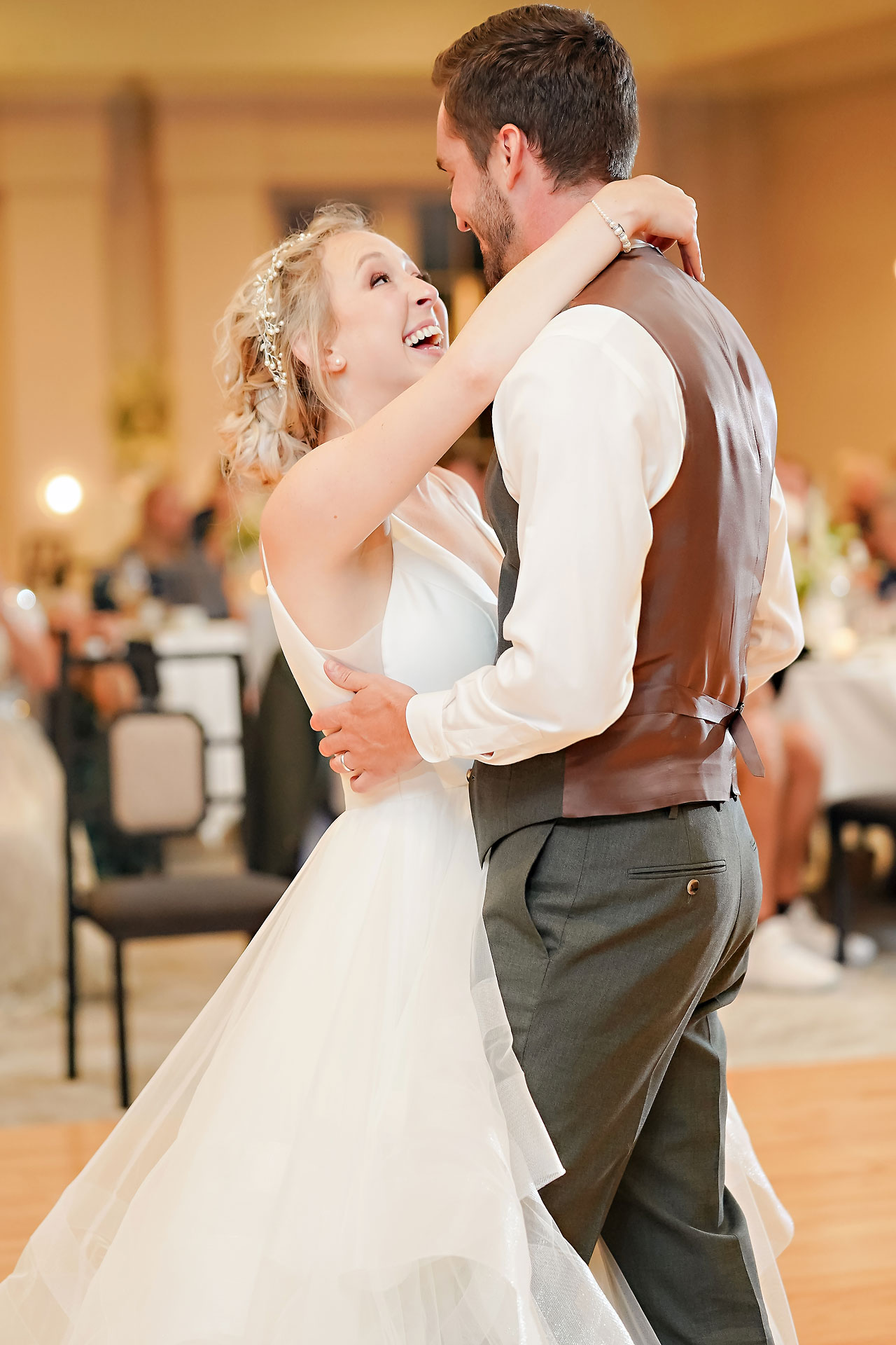 Brylie Jackson Ritz Charles Carmel Indiana Wedding Reception 164