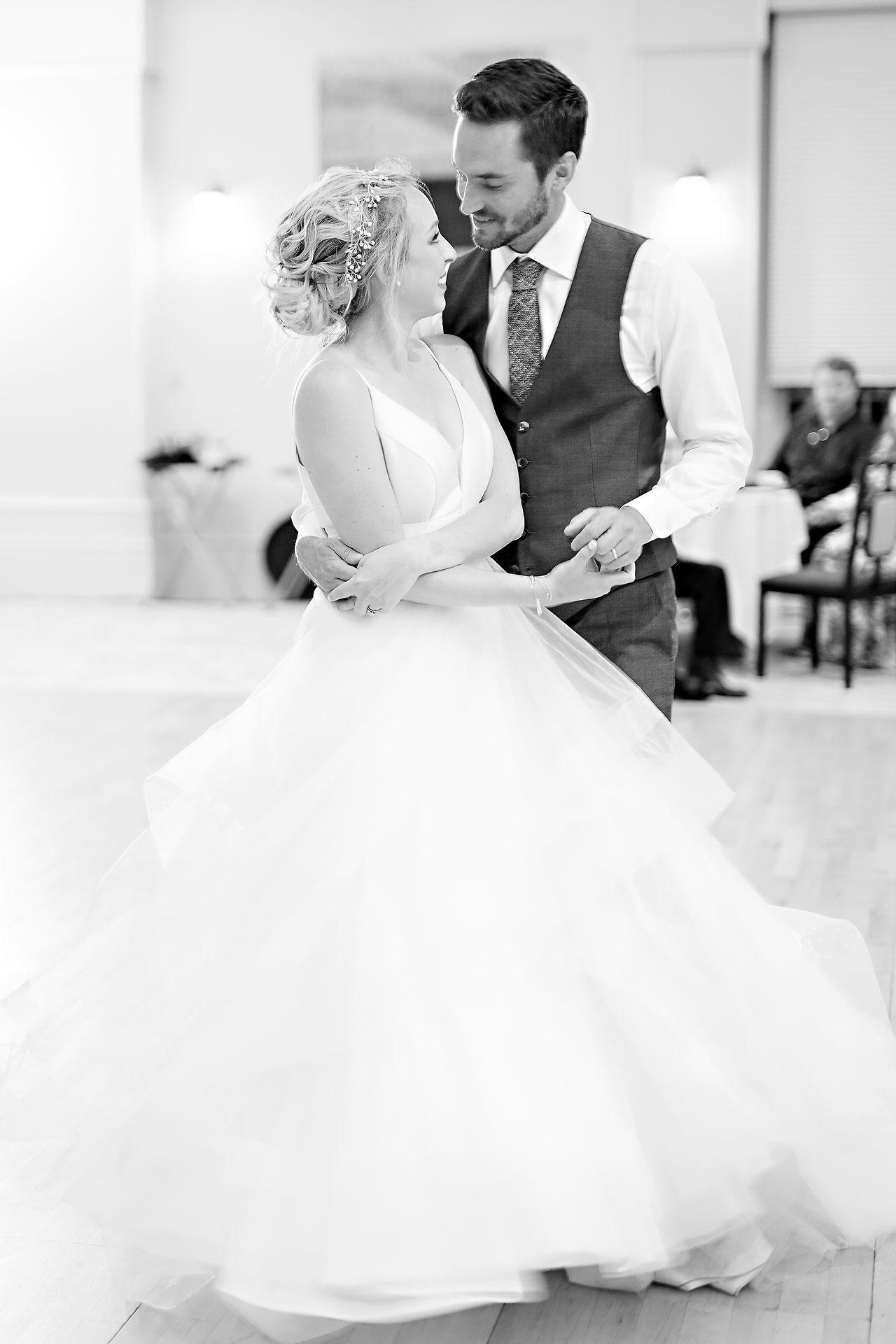 Brylie Jackson Ritz Charles Carmel Indiana Wedding Reception 167
