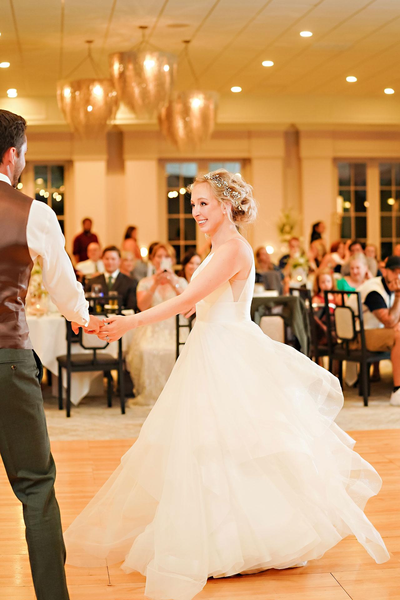 Brylie Jackson Ritz Charles Carmel Indiana Wedding Reception 169