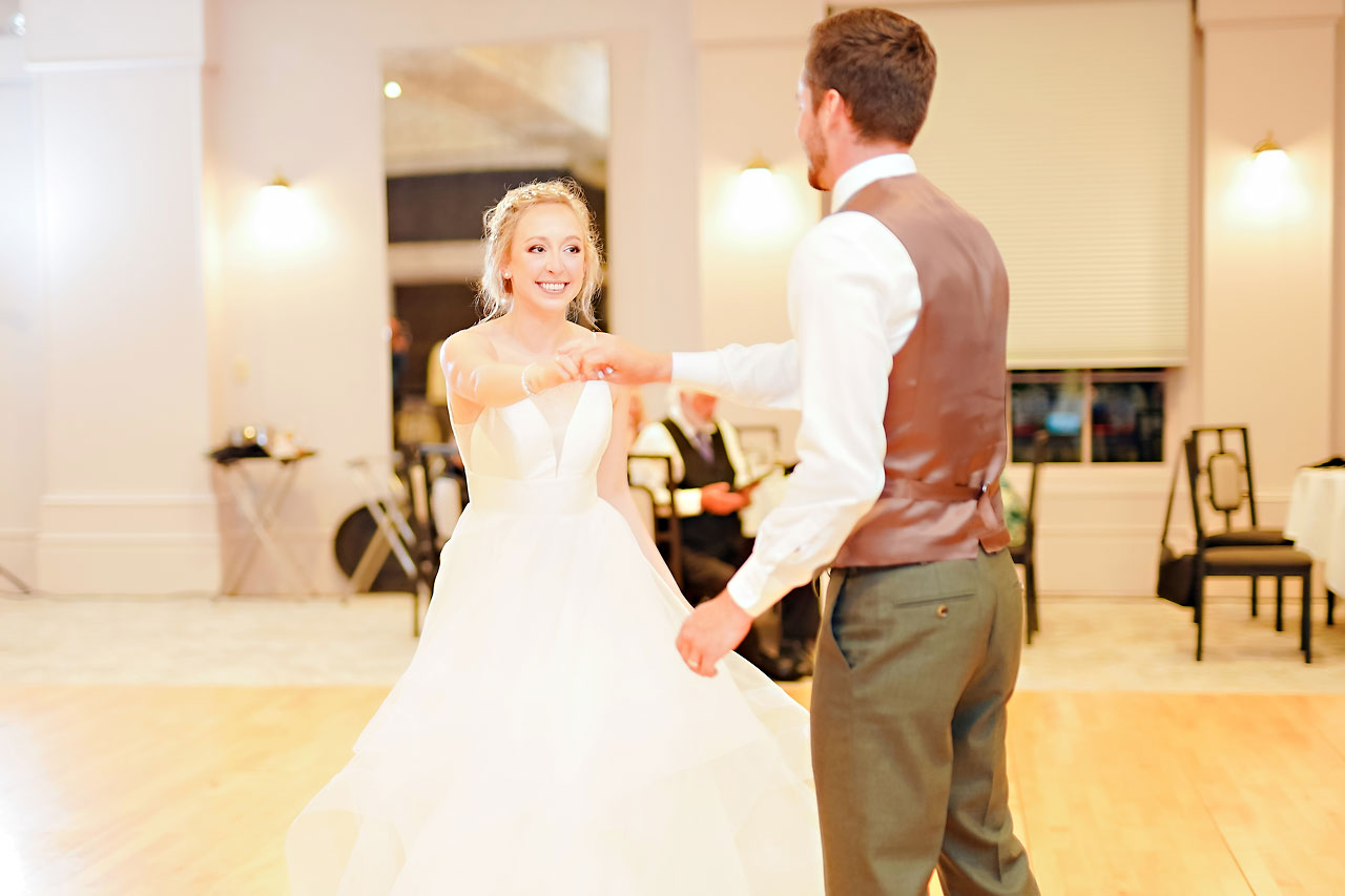 Brylie Jackson Ritz Charles Carmel Indiana Wedding Reception 170