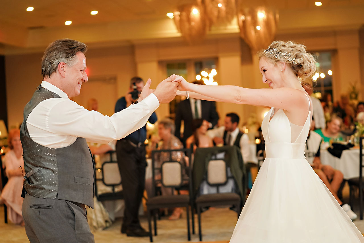 Brylie Jackson Ritz Charles Carmel Indiana Wedding Reception 177