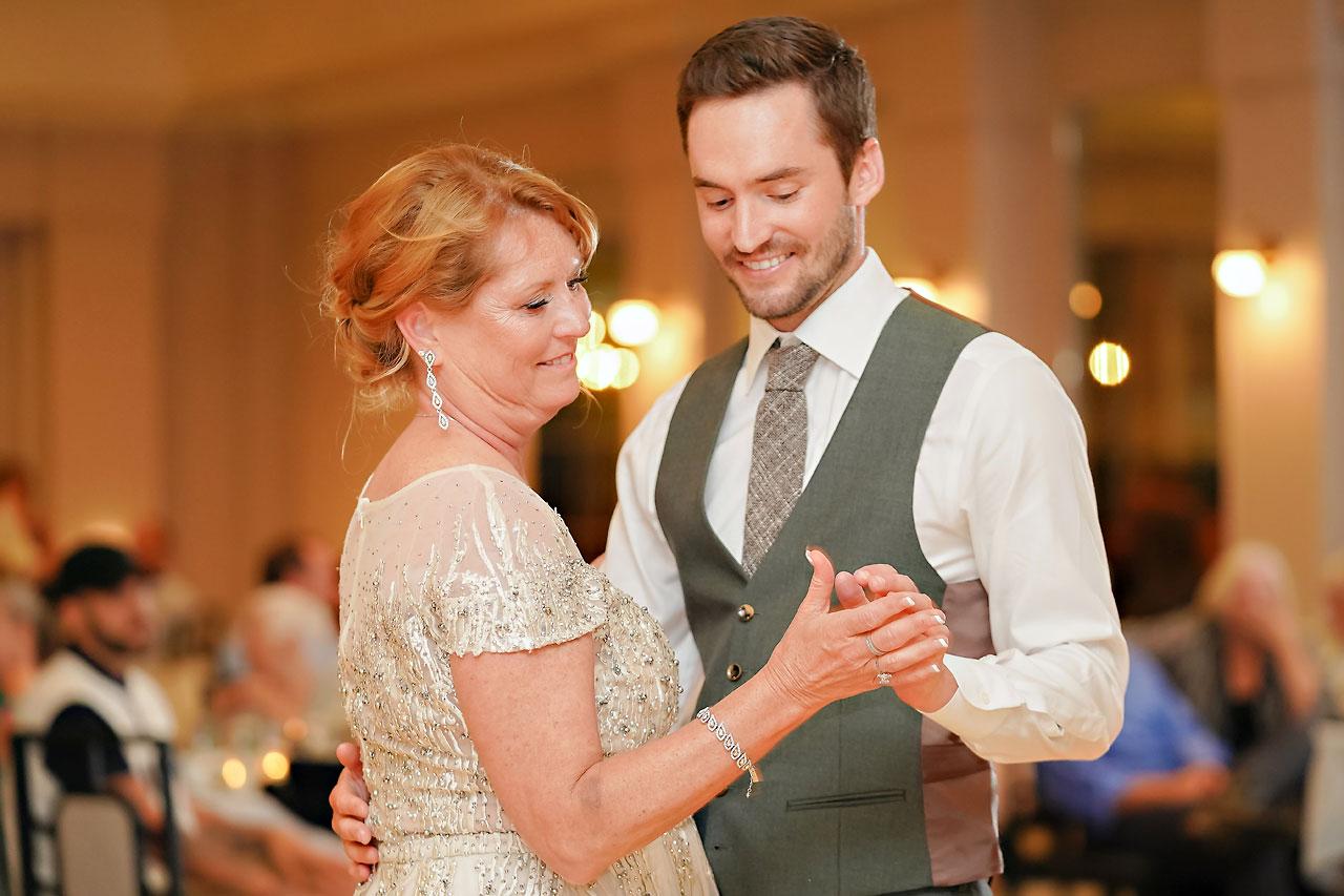 Brylie Jackson Ritz Charles Carmel Indiana Wedding Reception 182