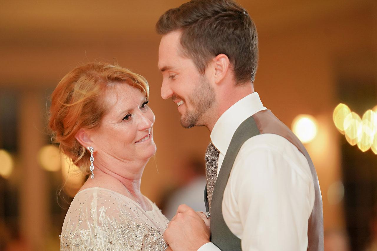 Brylie Jackson Ritz Charles Carmel Indiana Wedding Reception 183