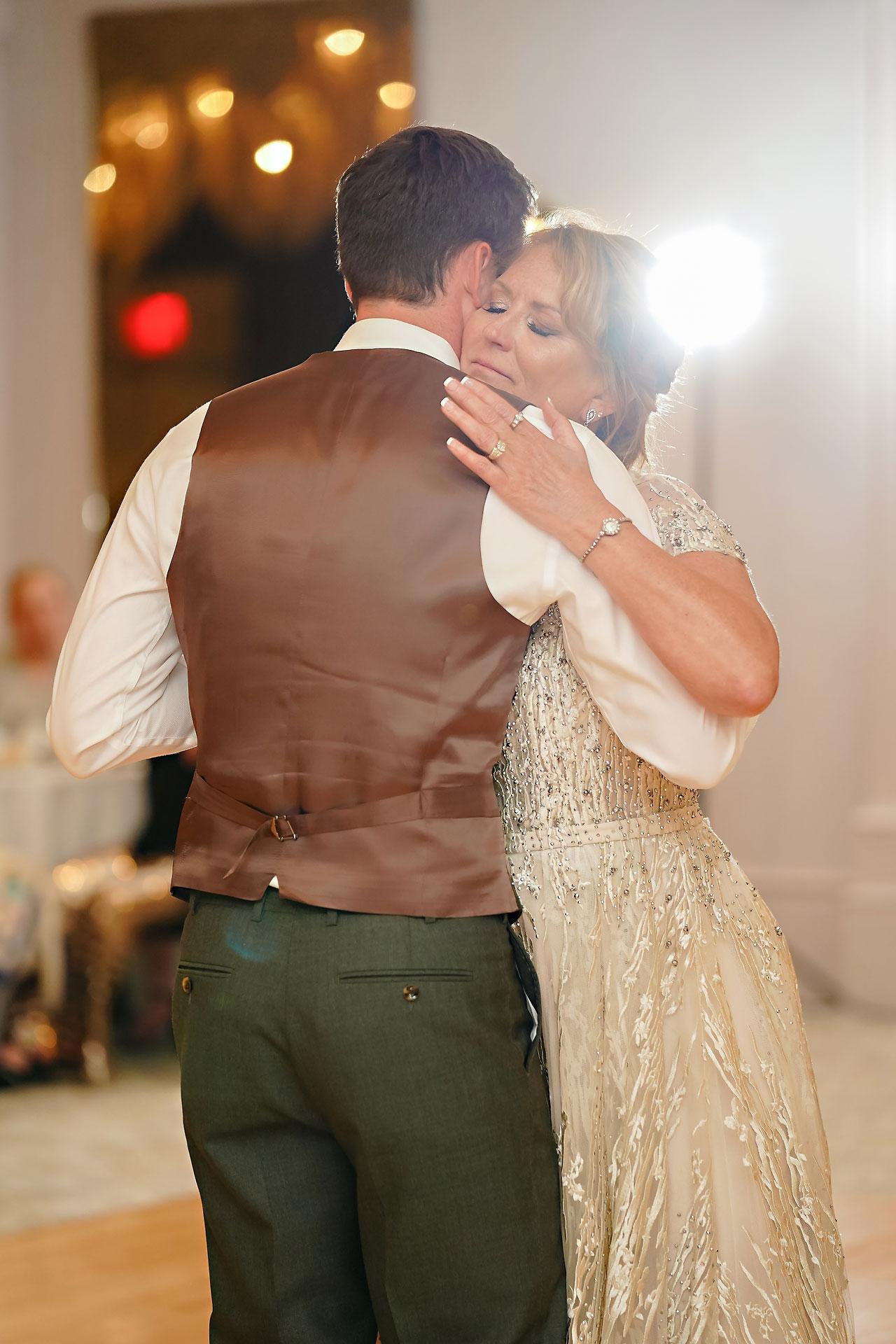 Brylie Jackson Ritz Charles Carmel Indiana Wedding Reception 185
