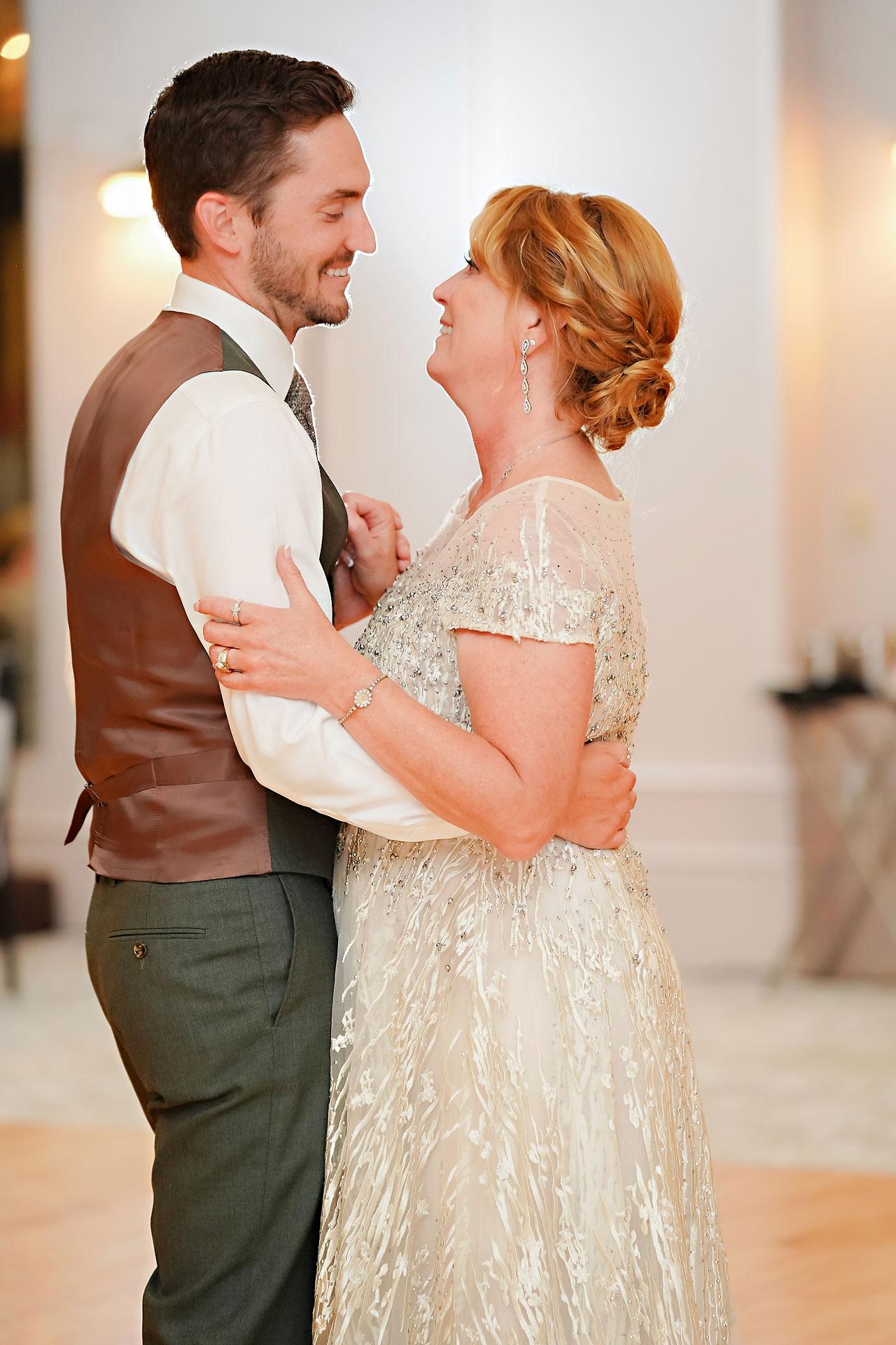 Brylie Jackson Ritz Charles Carmel Indiana Wedding Reception 186