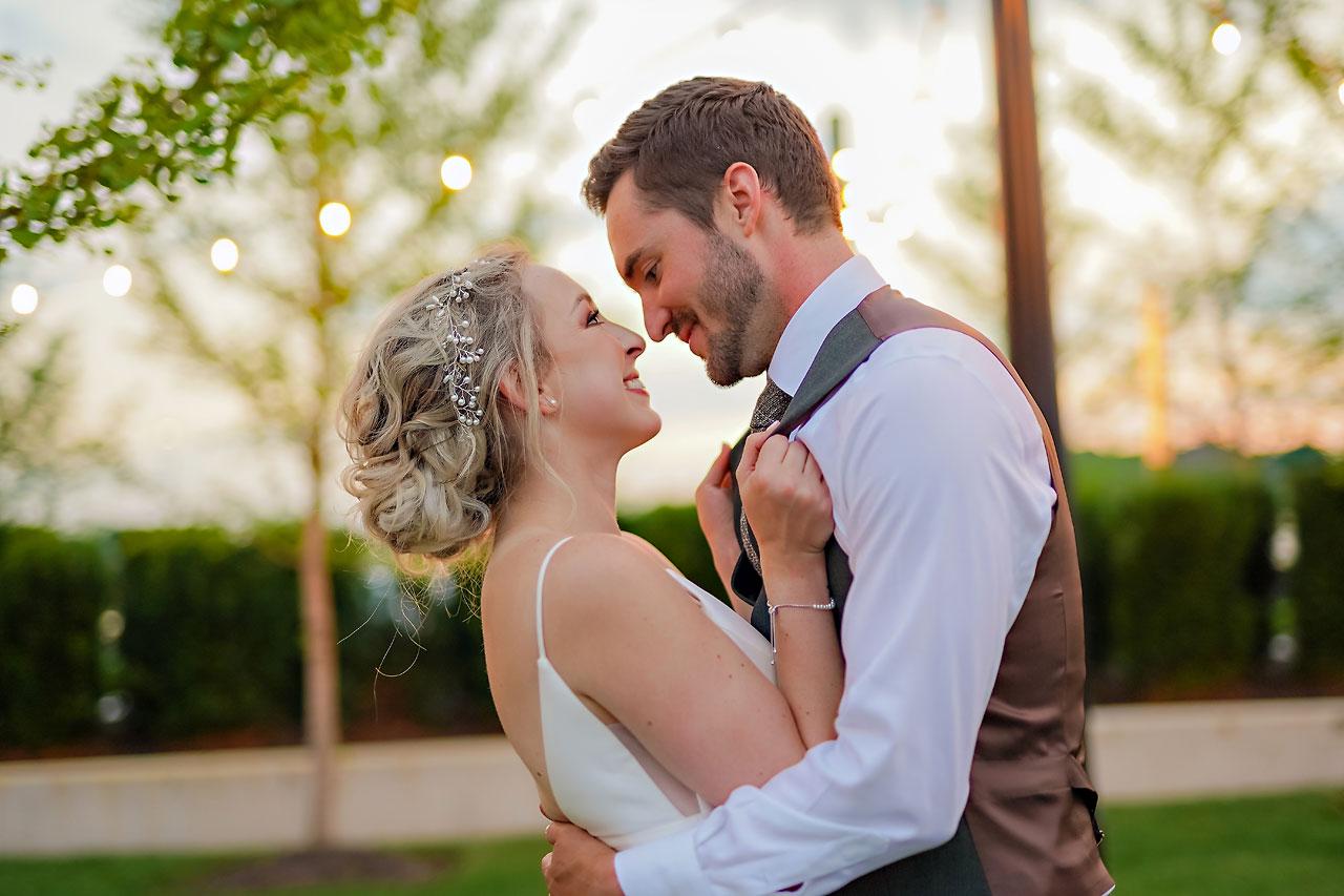 Brylie Jackson Ritz Charles Carmel Indiana Wedding Reception 194