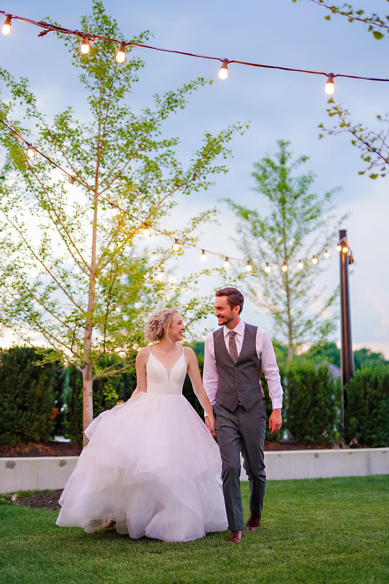 Brylie Jackson Ritz Charles Carmel Indiana Wedding Reception 195
