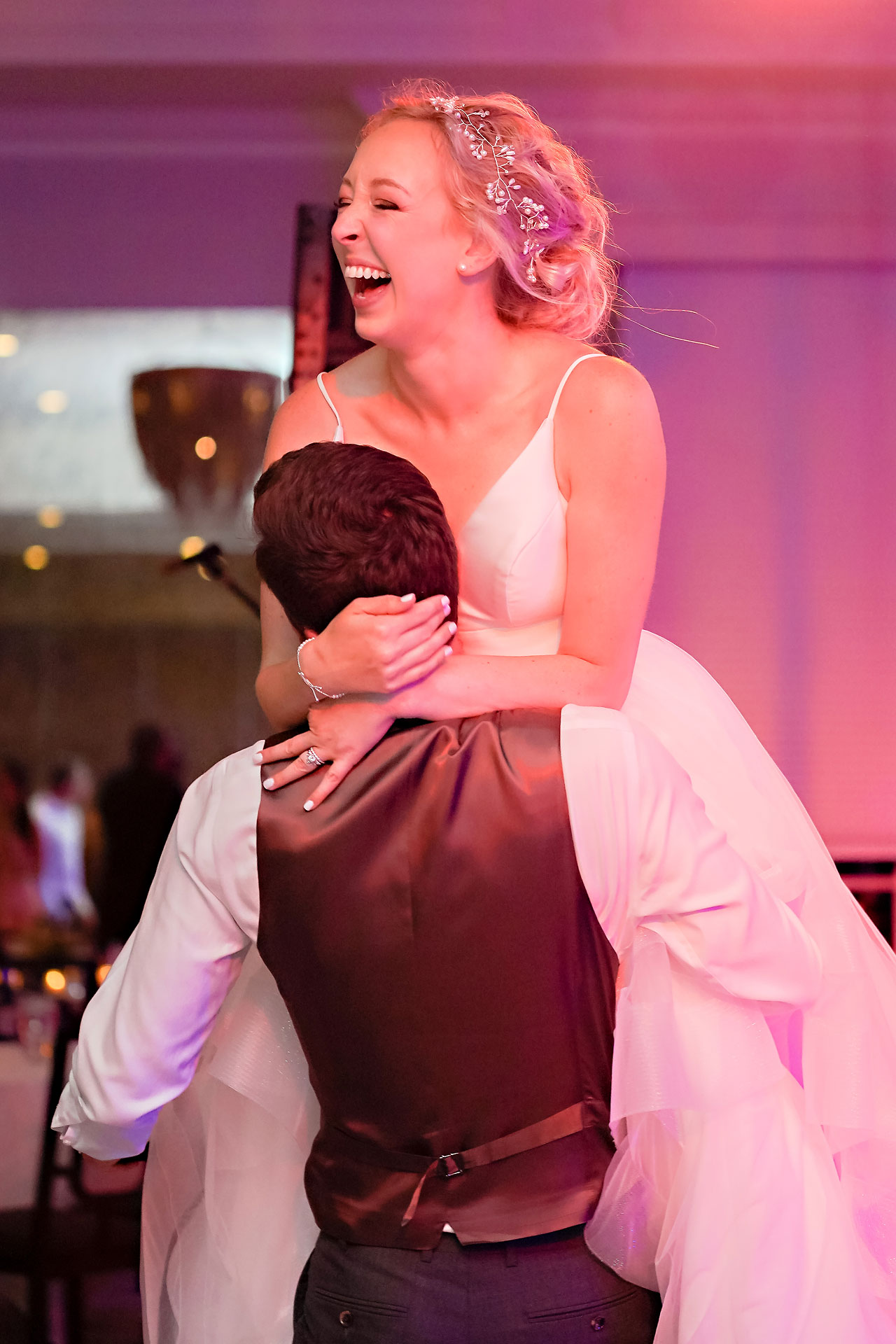 Brylie Jackson Ritz Charles Carmel Indiana Wedding Reception 200