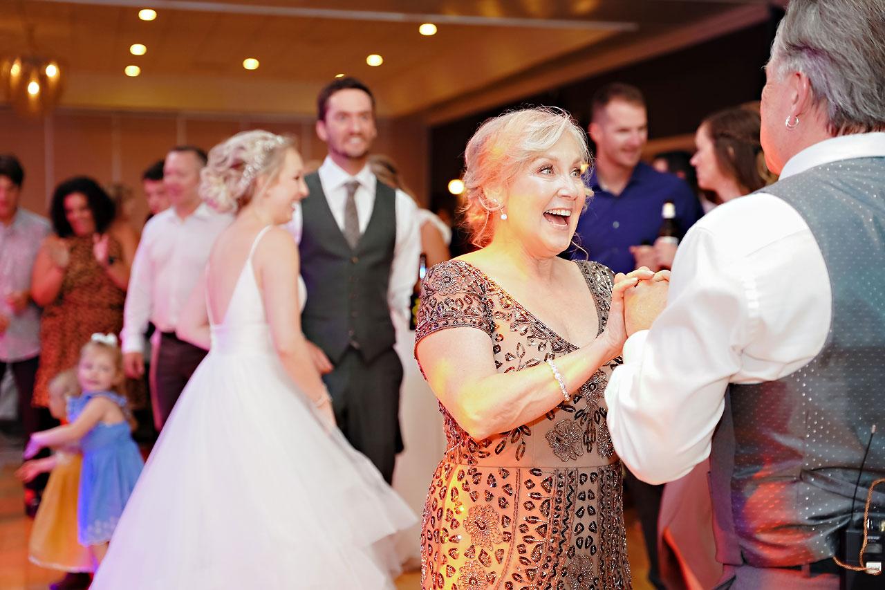 Brylie Jackson Ritz Charles Carmel Indiana Wedding Reception 201