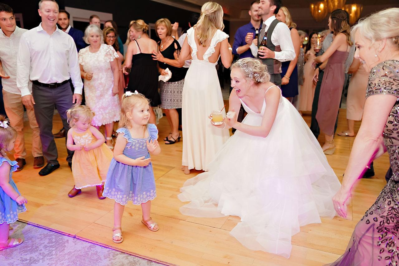 Brylie Jackson Ritz Charles Carmel Indiana Wedding Reception 202