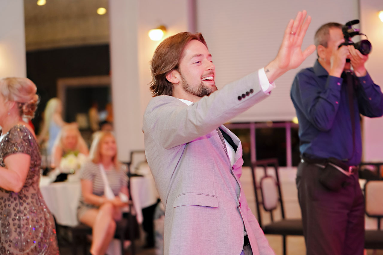 Brylie Jackson Ritz Charles Carmel Indiana Wedding Reception 203