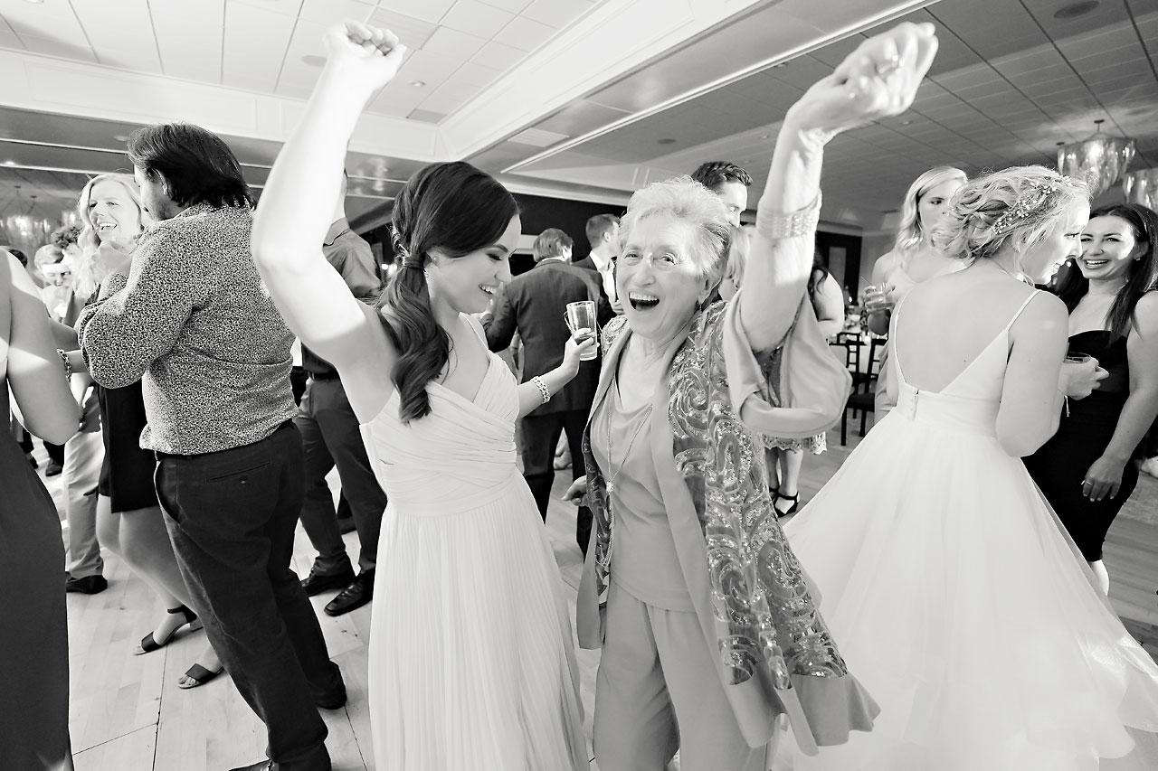 Brylie Jackson Ritz Charles Carmel Indiana Wedding Reception 205