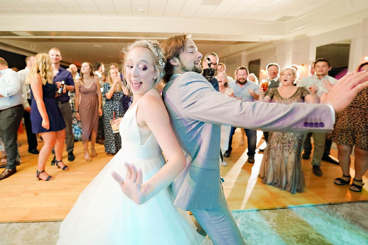 Brylie Jackson Ritz Charles Carmel Indiana Wedding Reception 214