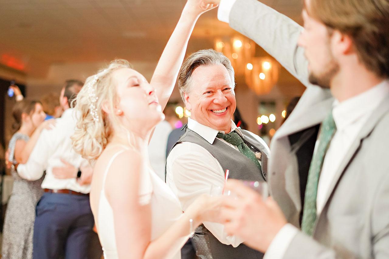 Brylie Jackson Ritz Charles Carmel Indiana Wedding Reception 222