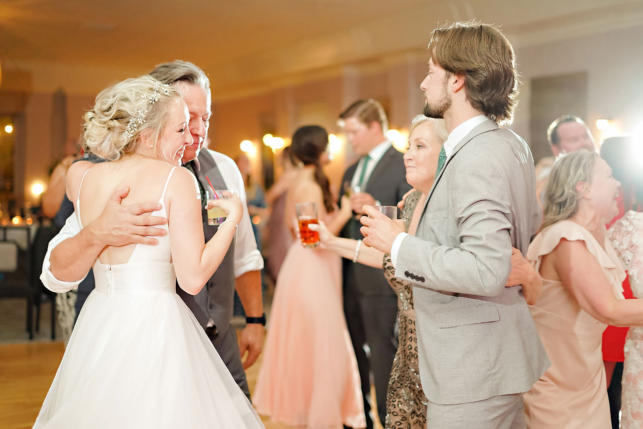 Brylie Jackson Ritz Charles Carmel Indiana Wedding Reception 224