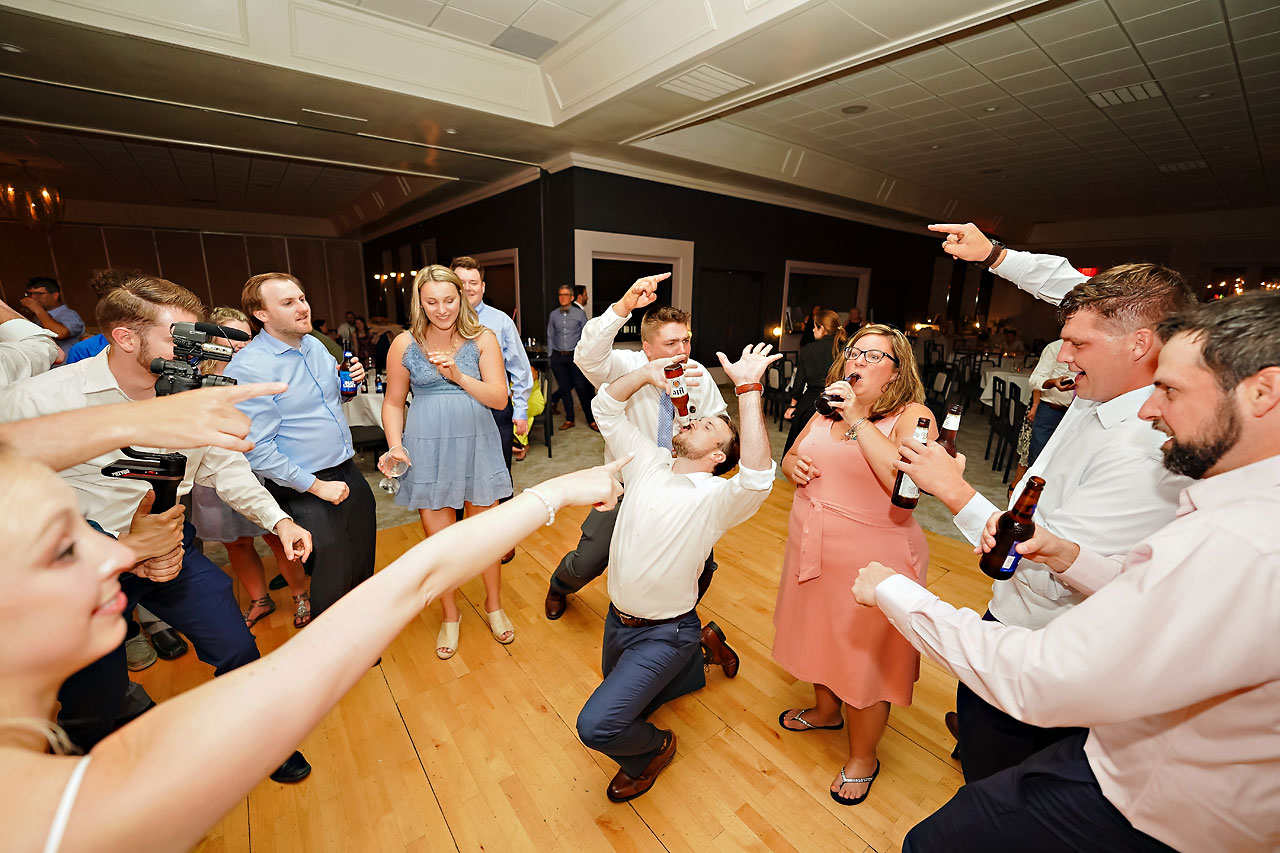 Brylie Jackson Ritz Charles Carmel Indiana Wedding Reception 256
