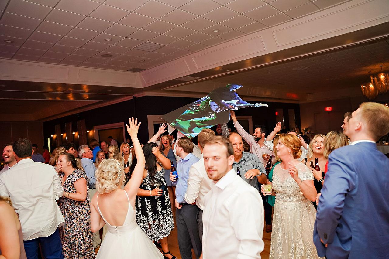 Brylie Jackson Ritz Charles Carmel Indiana Wedding Reception 260