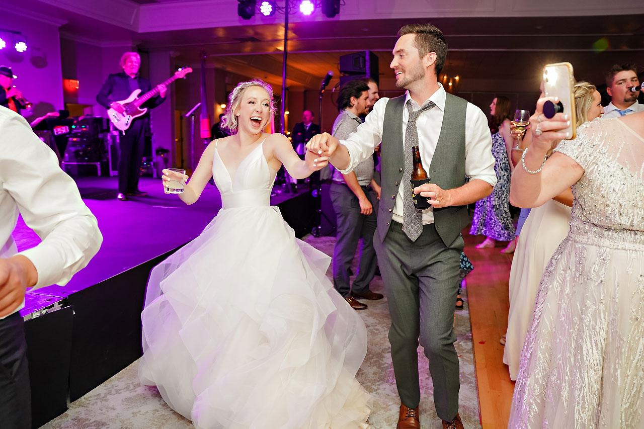Brylie Jackson Ritz Charles Carmel Indiana Wedding Reception 263