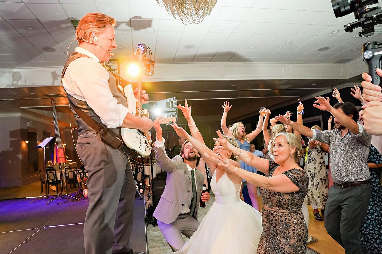 Brylie Jackson Ritz Charles Carmel Indiana Wedding Reception 267