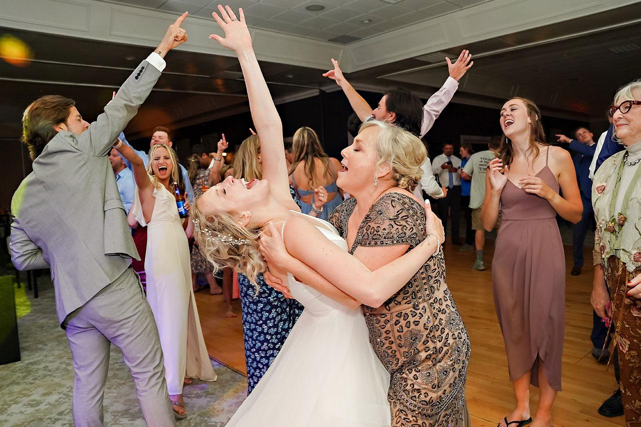 Brylie Jackson Ritz Charles Carmel Indiana Wedding Reception 268