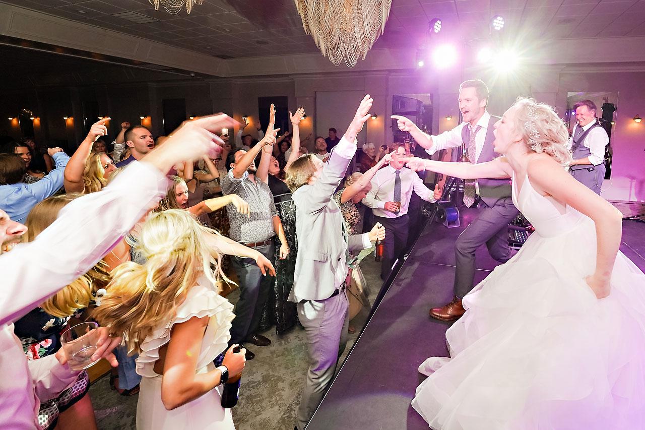 Brylie Jackson Ritz Charles Carmel Indiana Wedding Reception 274