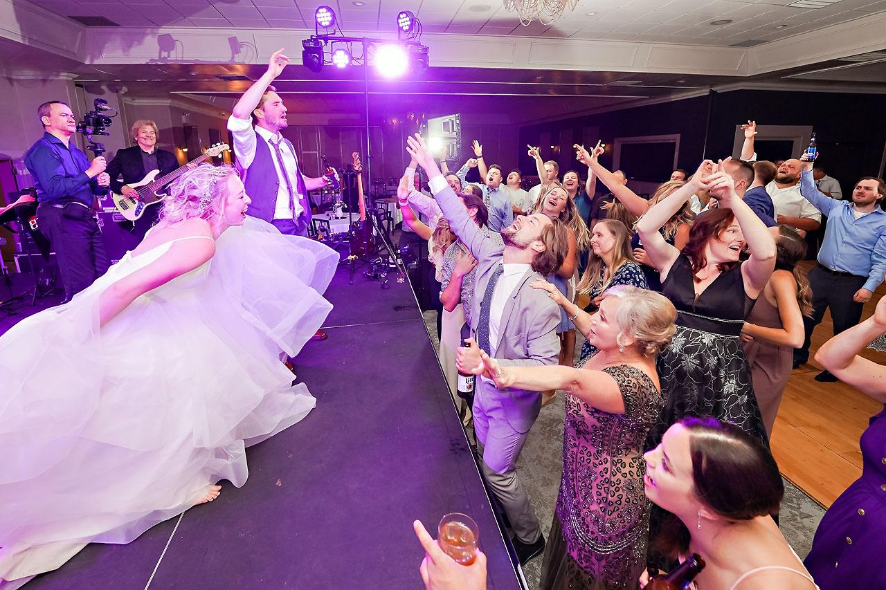 Brylie Jackson Ritz Charles Carmel Indiana Wedding Reception 277