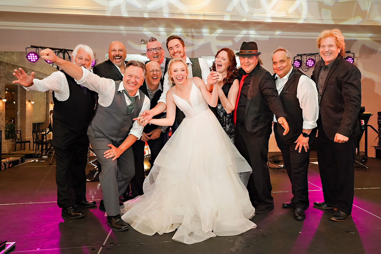 Brylie Jackson Ritz Charles Carmel Indiana Wedding Reception 280