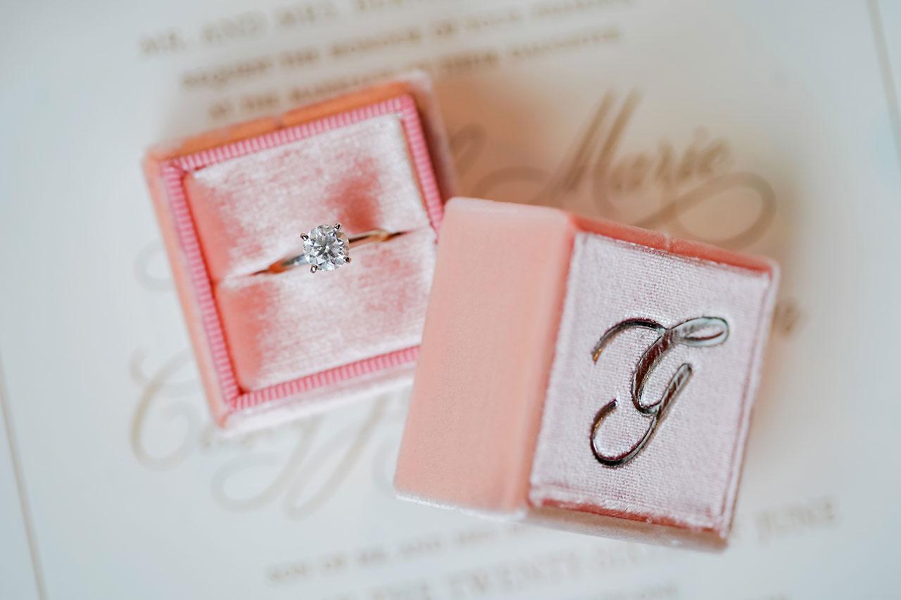 Michelle Casey Palais Royale South Bend Wedding 010
